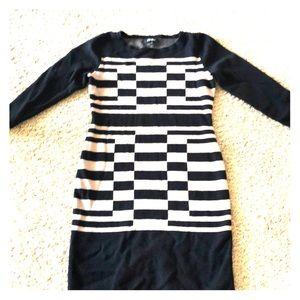Women's sweater dress, Size M